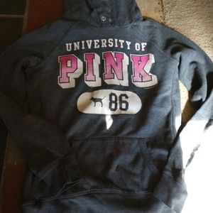 Victorias secret hoodie size small